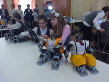 Андроидные роботы в ТФТЛ